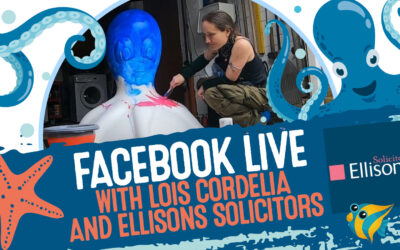 Facebook Live Event with Lois Cordelia and Ellisons Solicitors