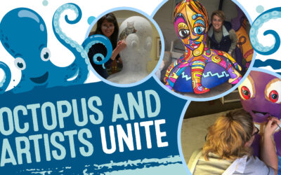Octopus and Artists Unite