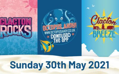 CJ's Diary: Upcoming Fun with Clacton Breeze and Clacton Rocks!