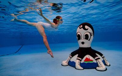 Betty Goes Bathing at Brightlingsea Lido!
