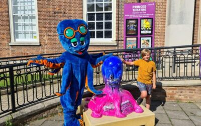 CJ's Diary: 'Clam'-ing Around in Clacton-on-Sea!